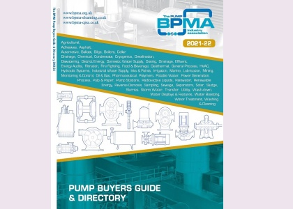 BPMA Buyers Guide 2019 /2020 Out Now